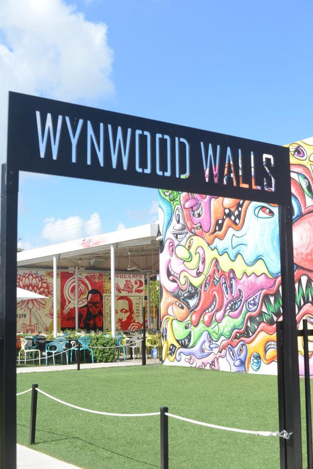 wynwood walls in miami M Loves M