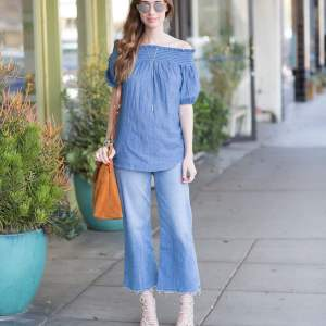 the latest denim trend for spring M Loves M
