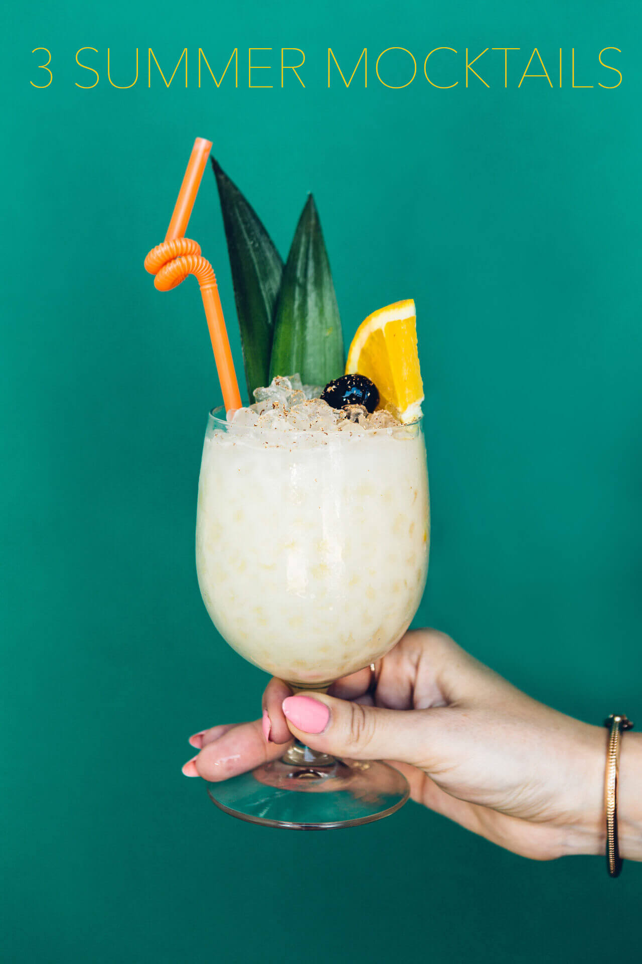 3 summer mocktails you have to try!