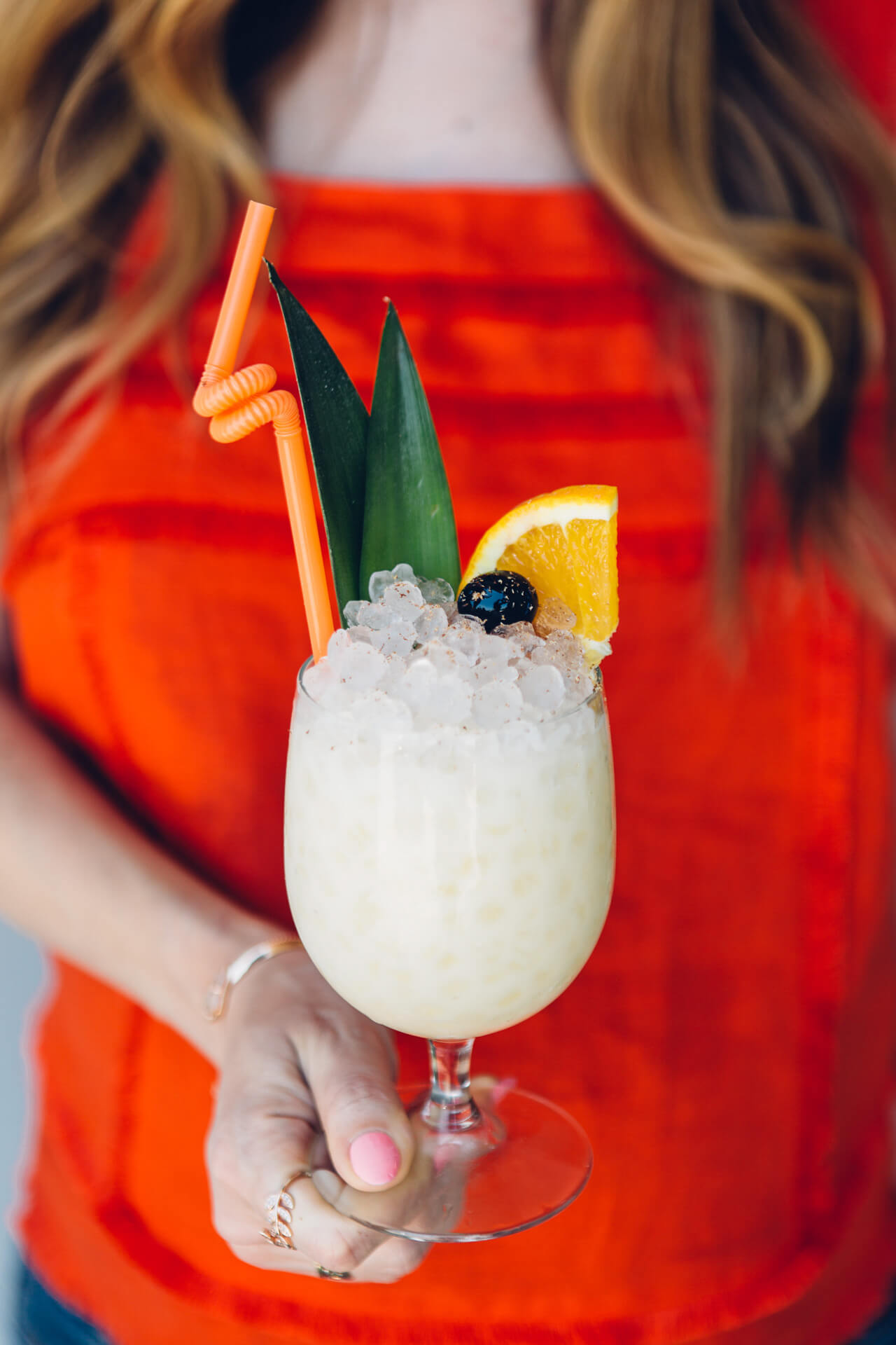 a recipe for the painkiller mocktail
