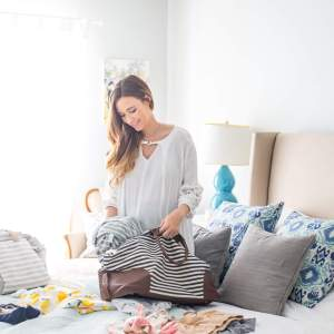 what to pack in your hospital bag (and what I didn't need)- MLovesM @marmar