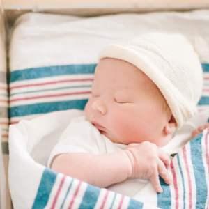 Augustine Birth Photo