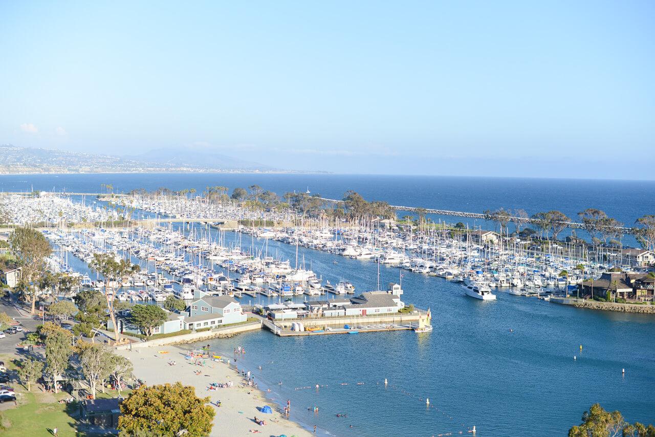 dana point california getaway