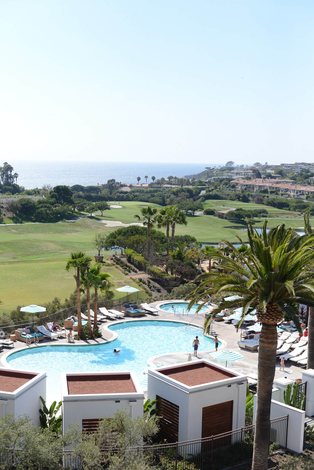 views from monarch beach resort room- our last getaway in dana point