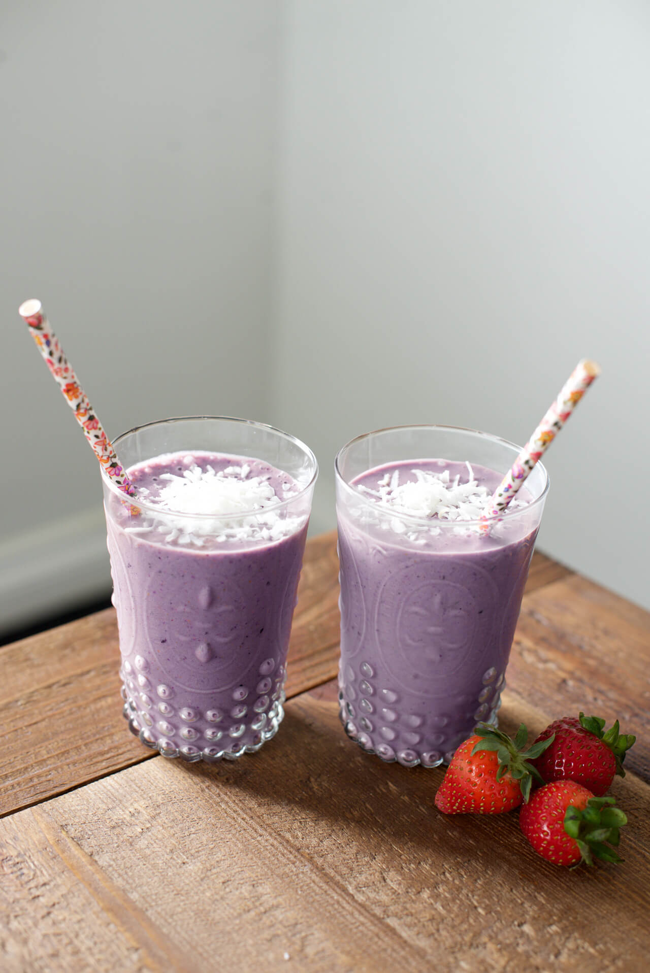 a healthy and delicious morning smoothie reciipe