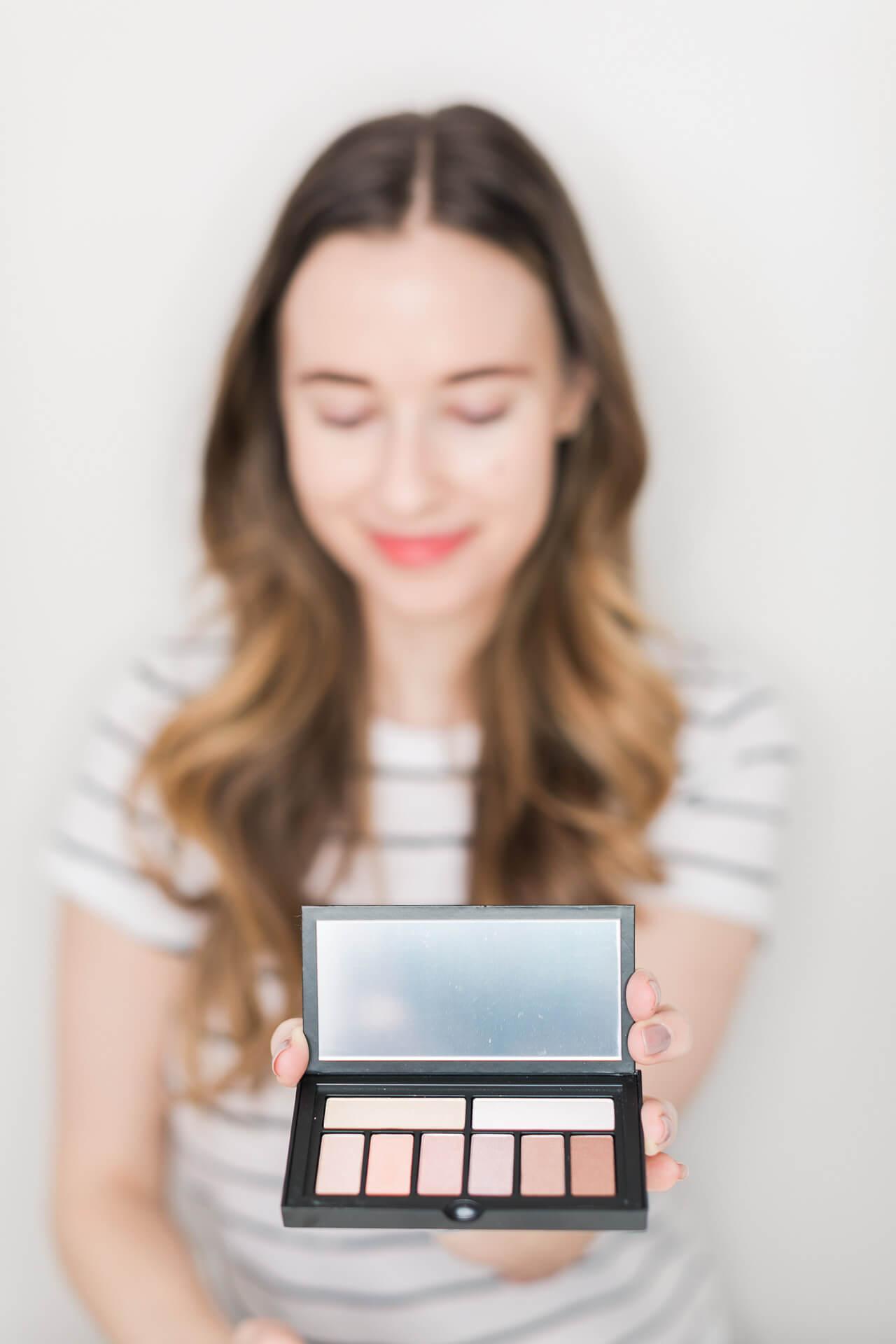 smashbox soft light eye palette review