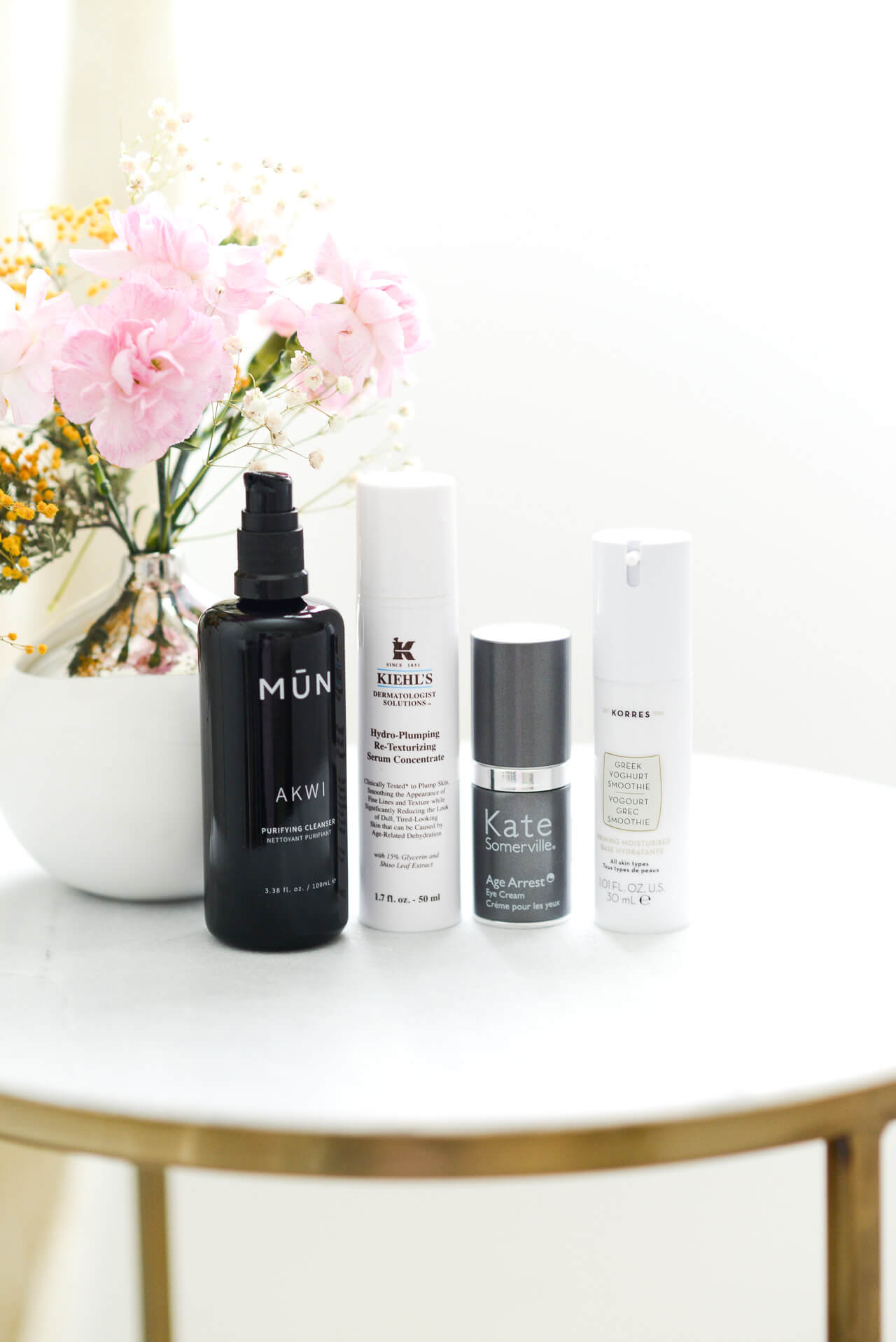 The 4 Essential Products that Need to be in Your Skincare Routine