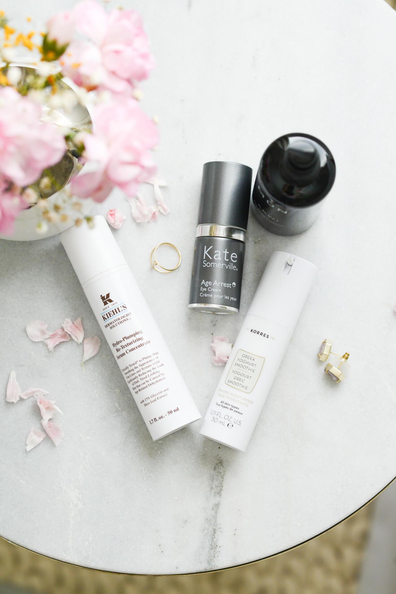 skincare essentials + reviews