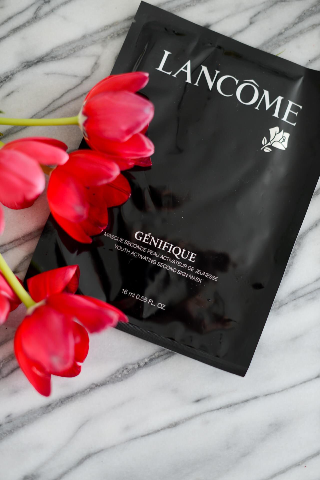 Lancome Genifique Mask Review