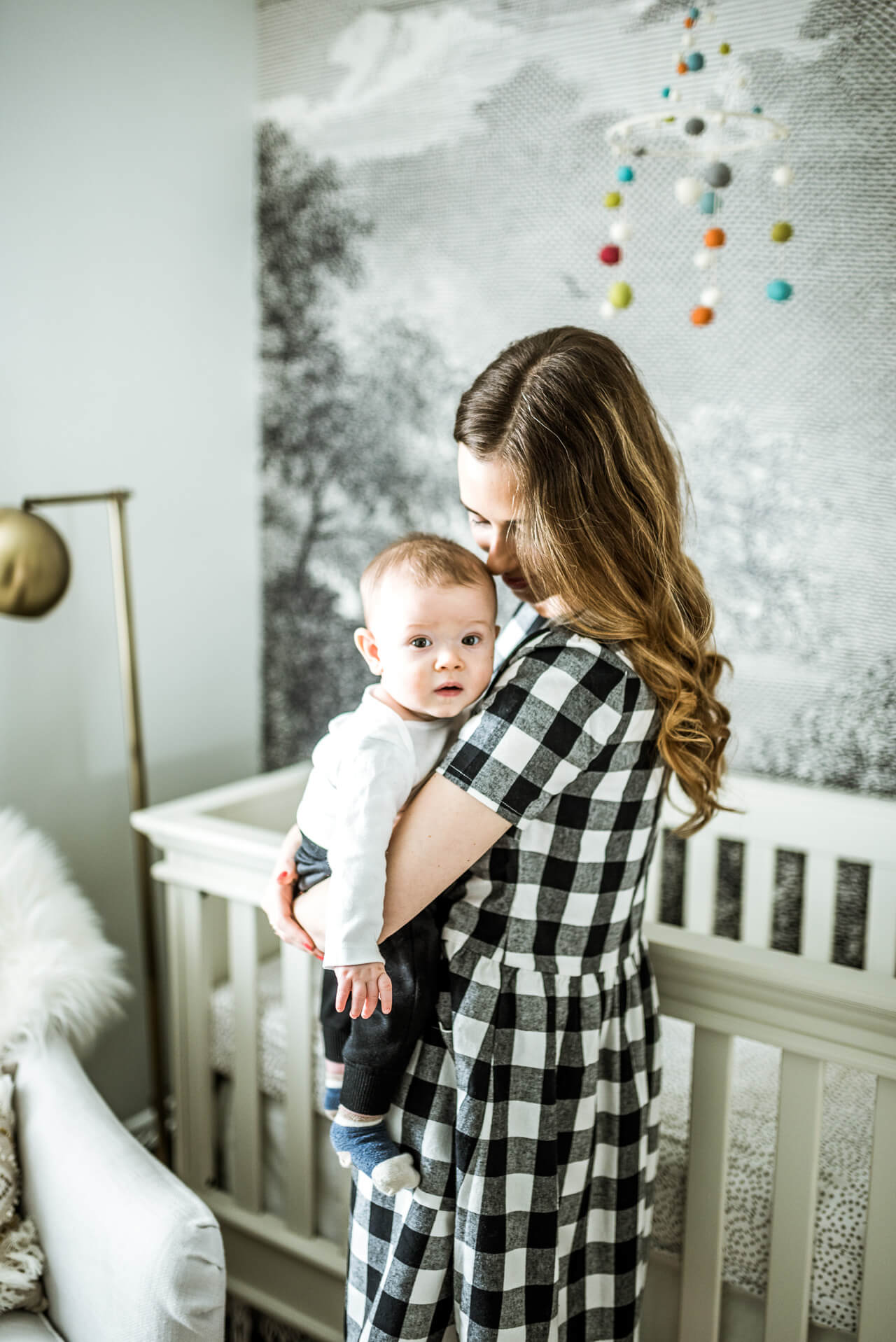 Augustine's 6 Month Nighttime Routine