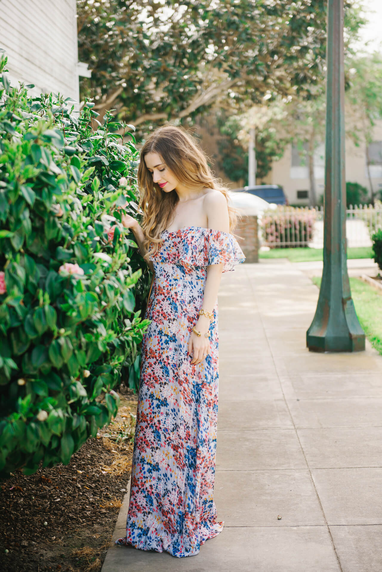 afaedfeb45f the prettiest floral maxi dress for spring ...