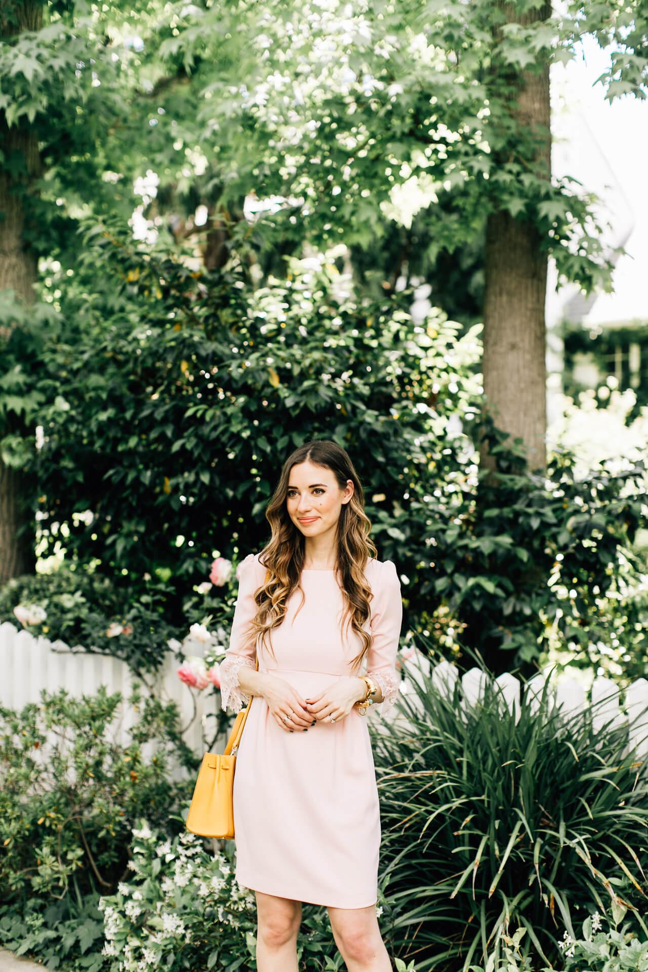 feminine romantic style blog inspiration - M Loves M @marmar