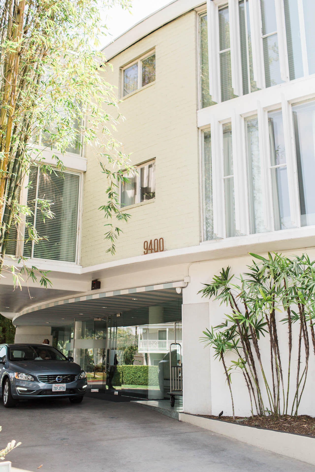 Avalon hotel in Beverly Hills