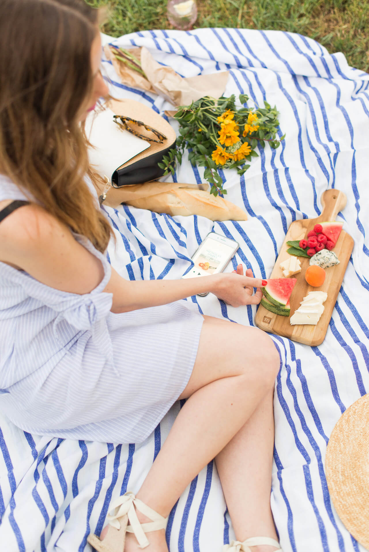 check out my latest blog post on these picnic bites - M Loves M @marmar