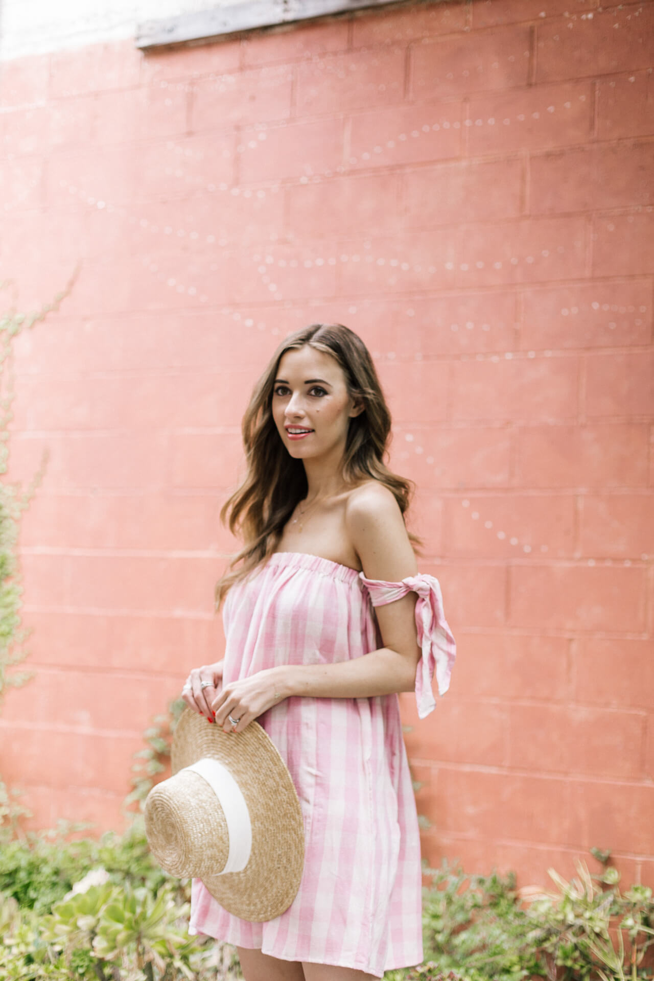 fashion blogger goes out for brunch in la - M Loves M @marmar