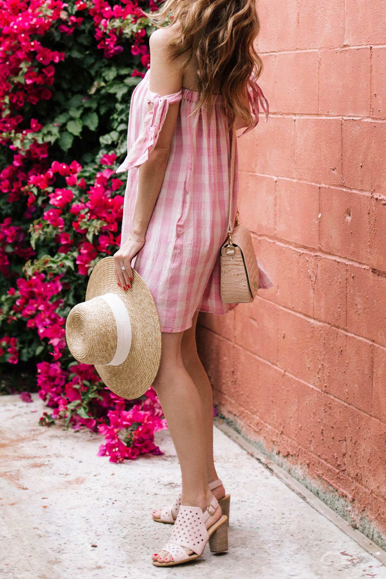 can't get over the straw hat trend right now - M Loves M @marmar