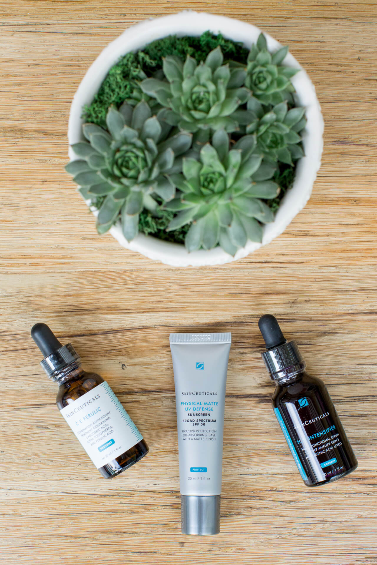 3 skincare products to fight environmental aging