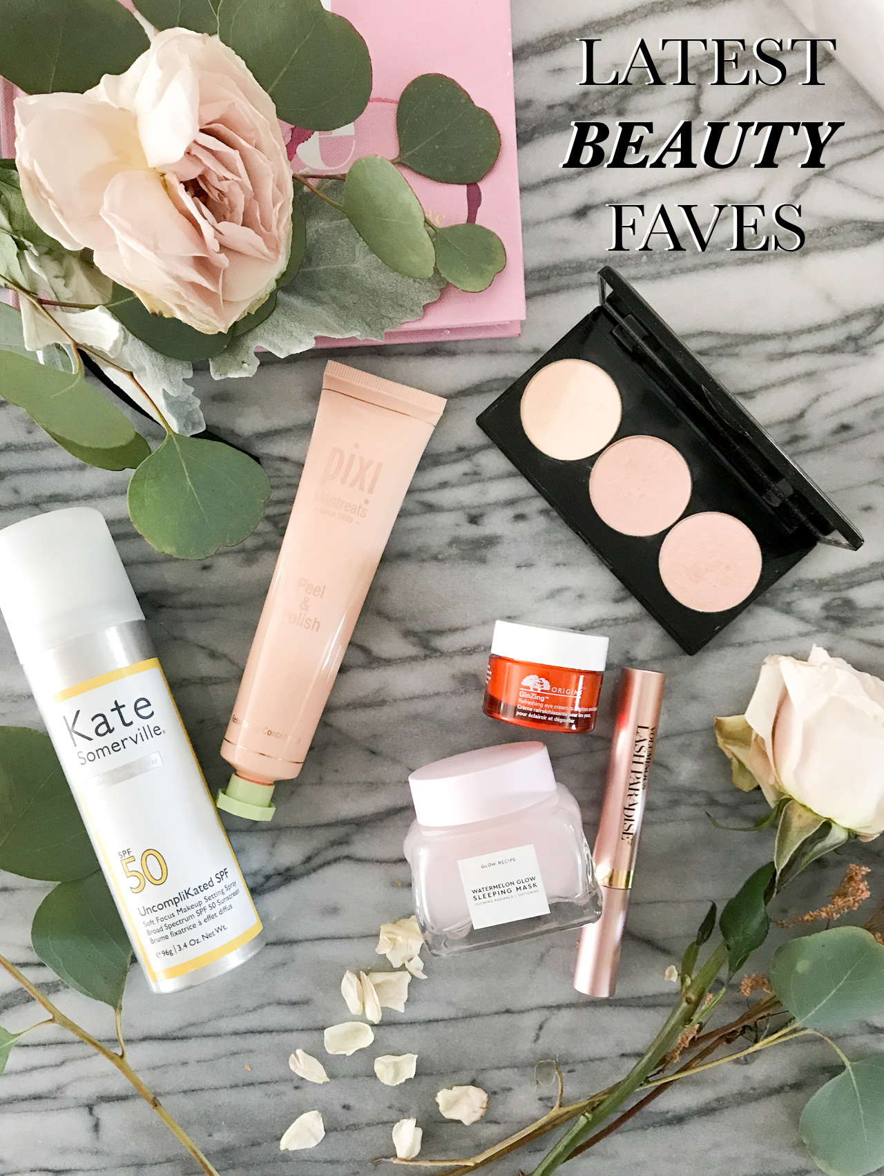 latest beauty faves for summer - M Loves M @marmar