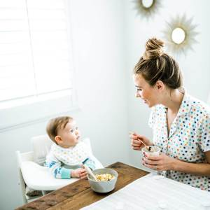 mommy and me breakfast with quaker oats - M Loves M @marmar