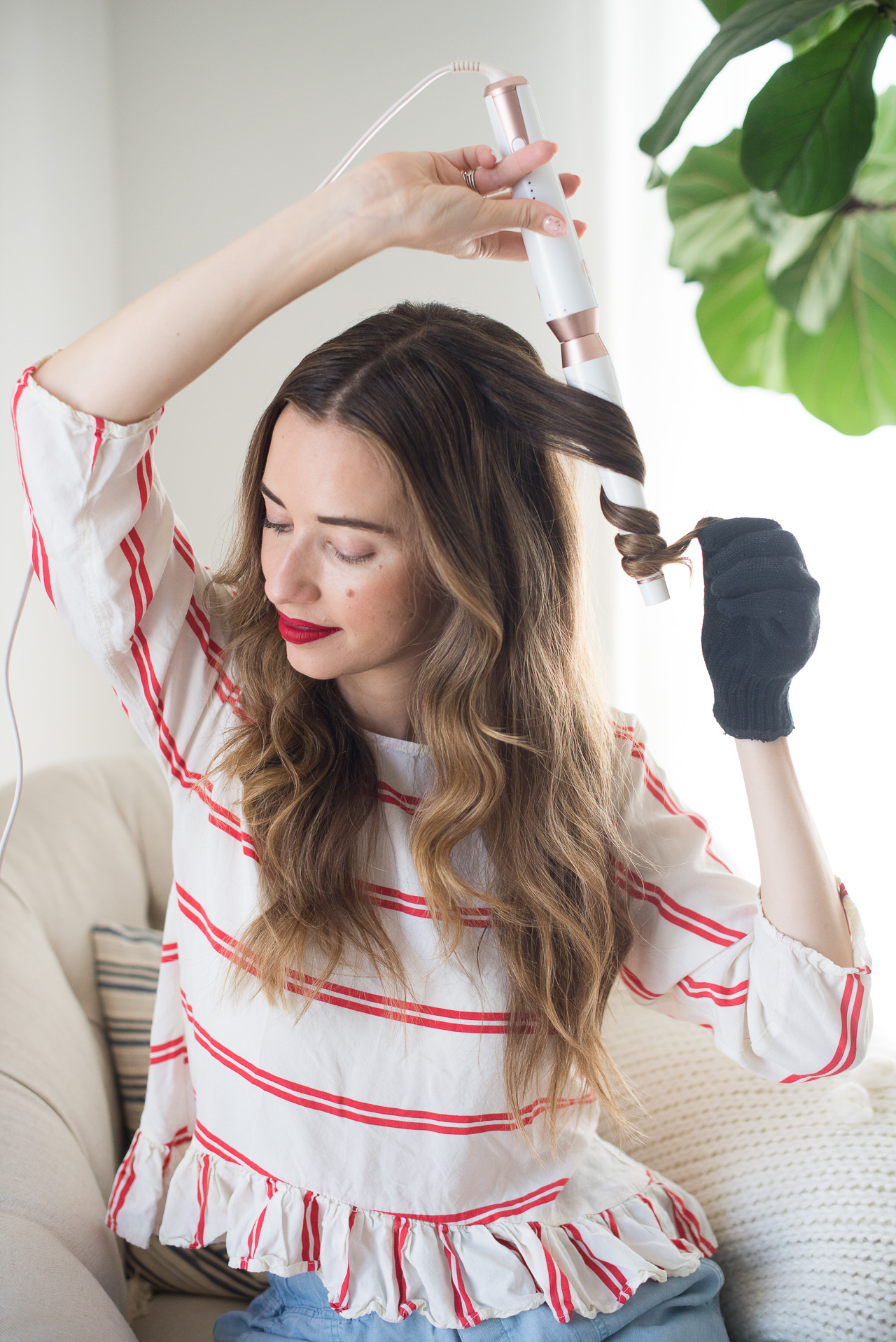 How to curl your hair for summer