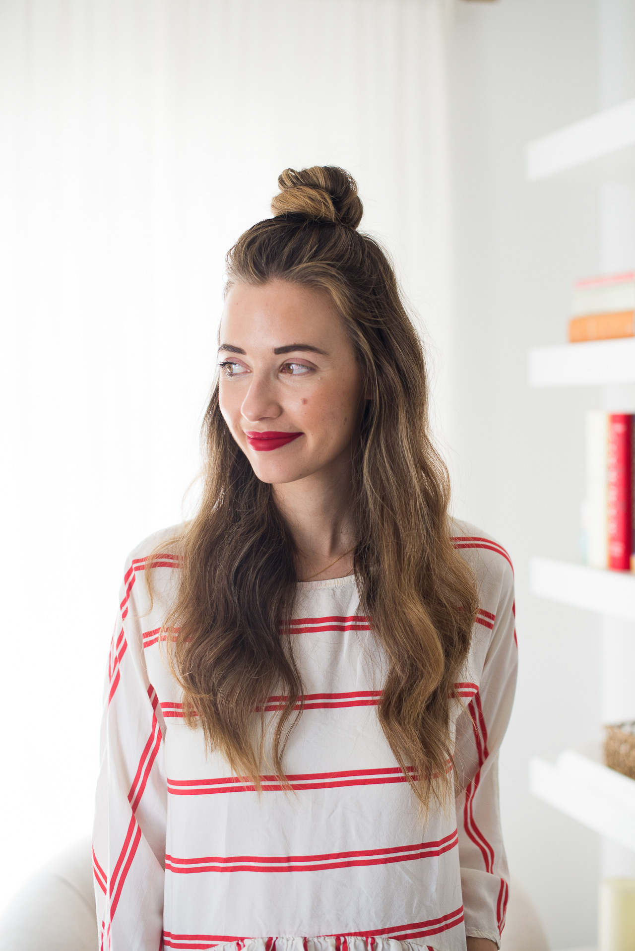 3 Easy Summer Hairstyles Video M Loves M