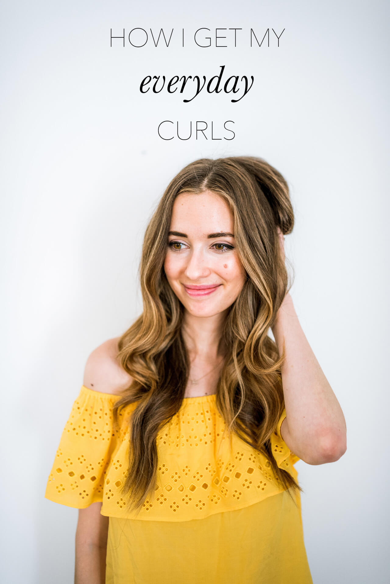 Sharing How I Get My Everyday Curls - M Loves M @marmar