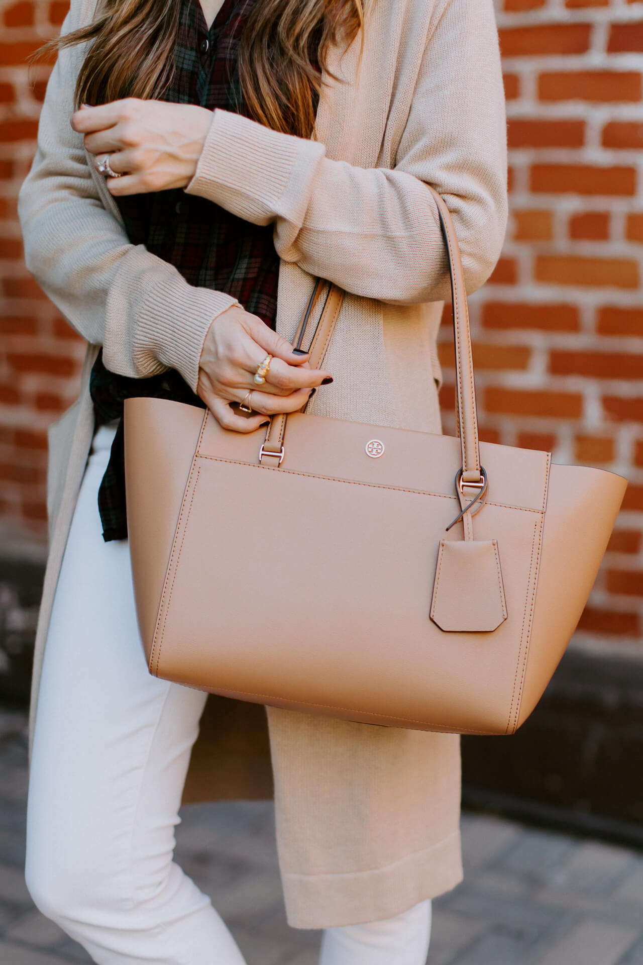 a must-have tote for fall