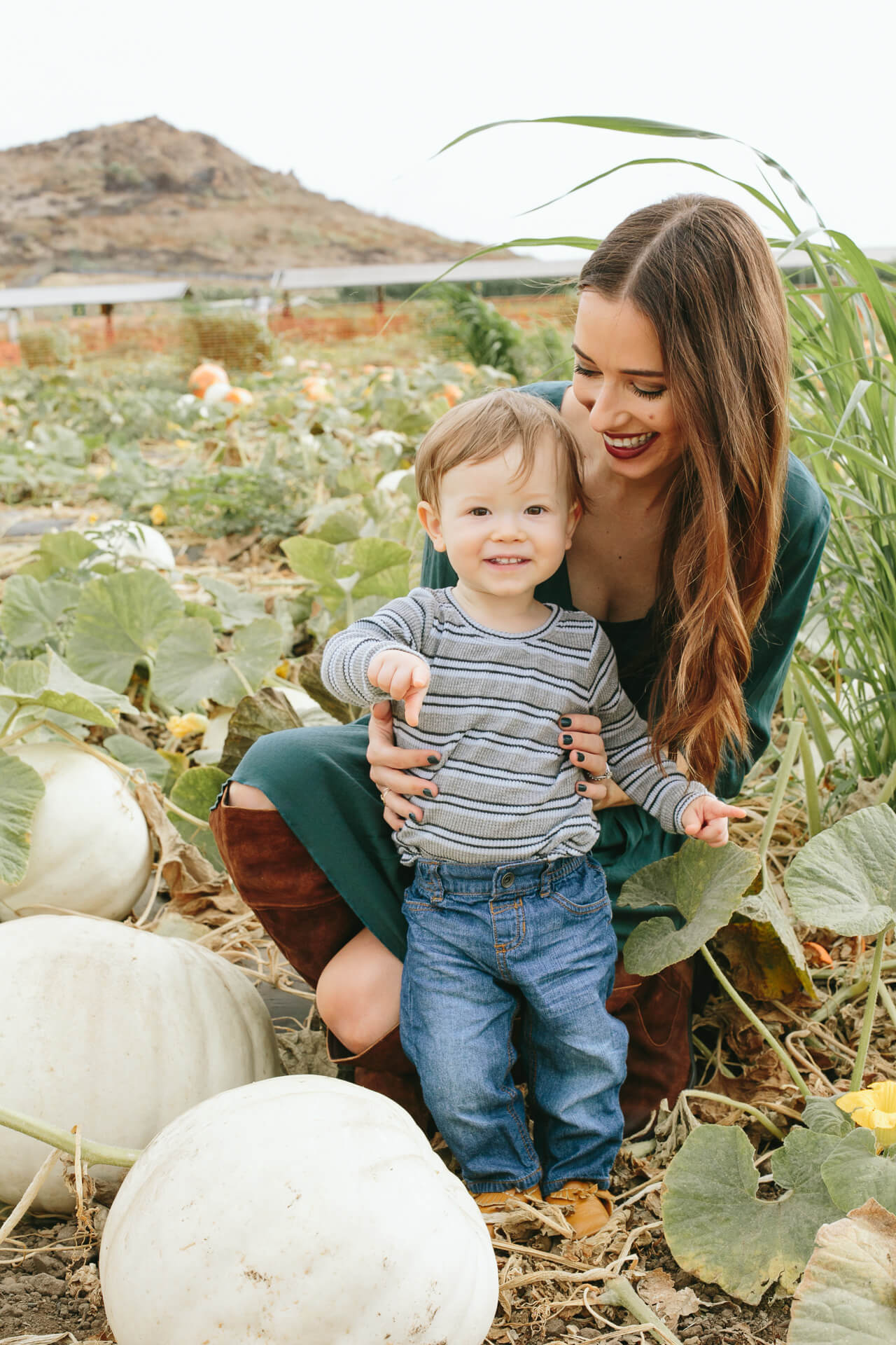 my sweet boy at the pumpkin patch