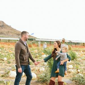 a day at the pumpkin patch with the family - M Loves M @marmar