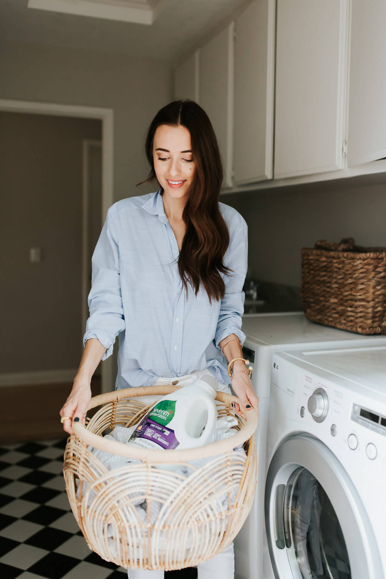 My Personal Hacks For Conquering Laundry - M Loves M @marmar