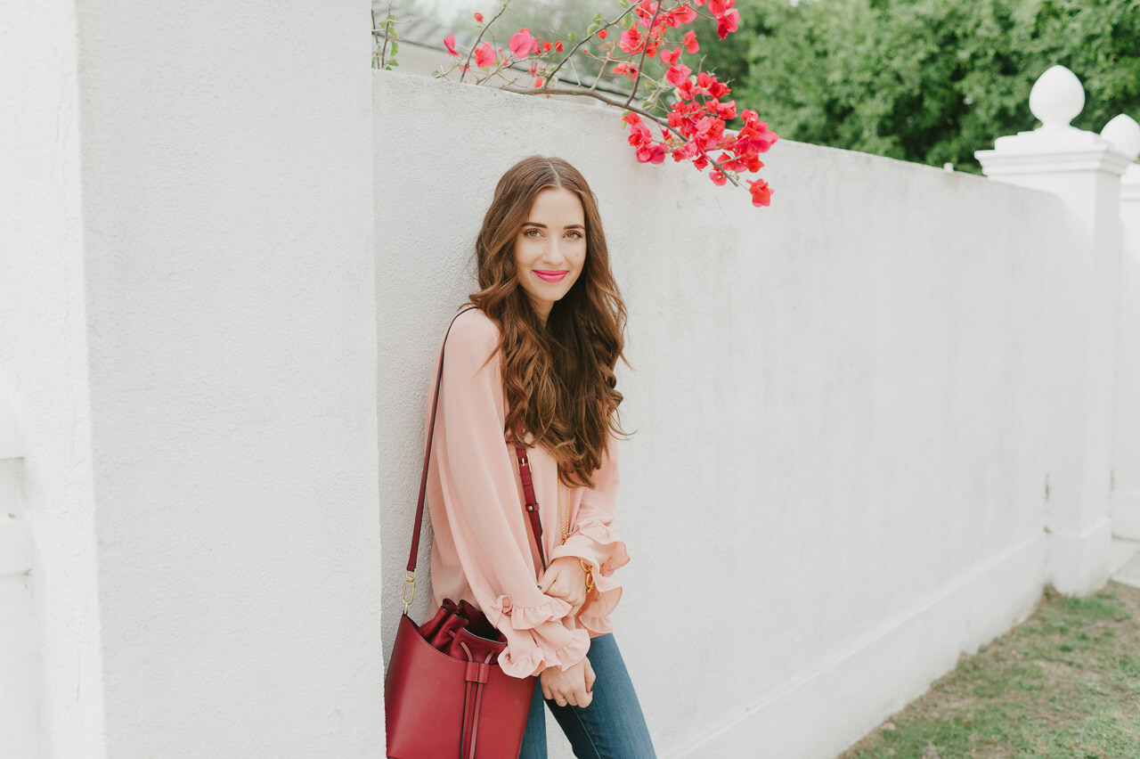 feminine outfit inspiration for fall - M Loves M @marmar LA and OC Fashion Lifestyle Blogger
