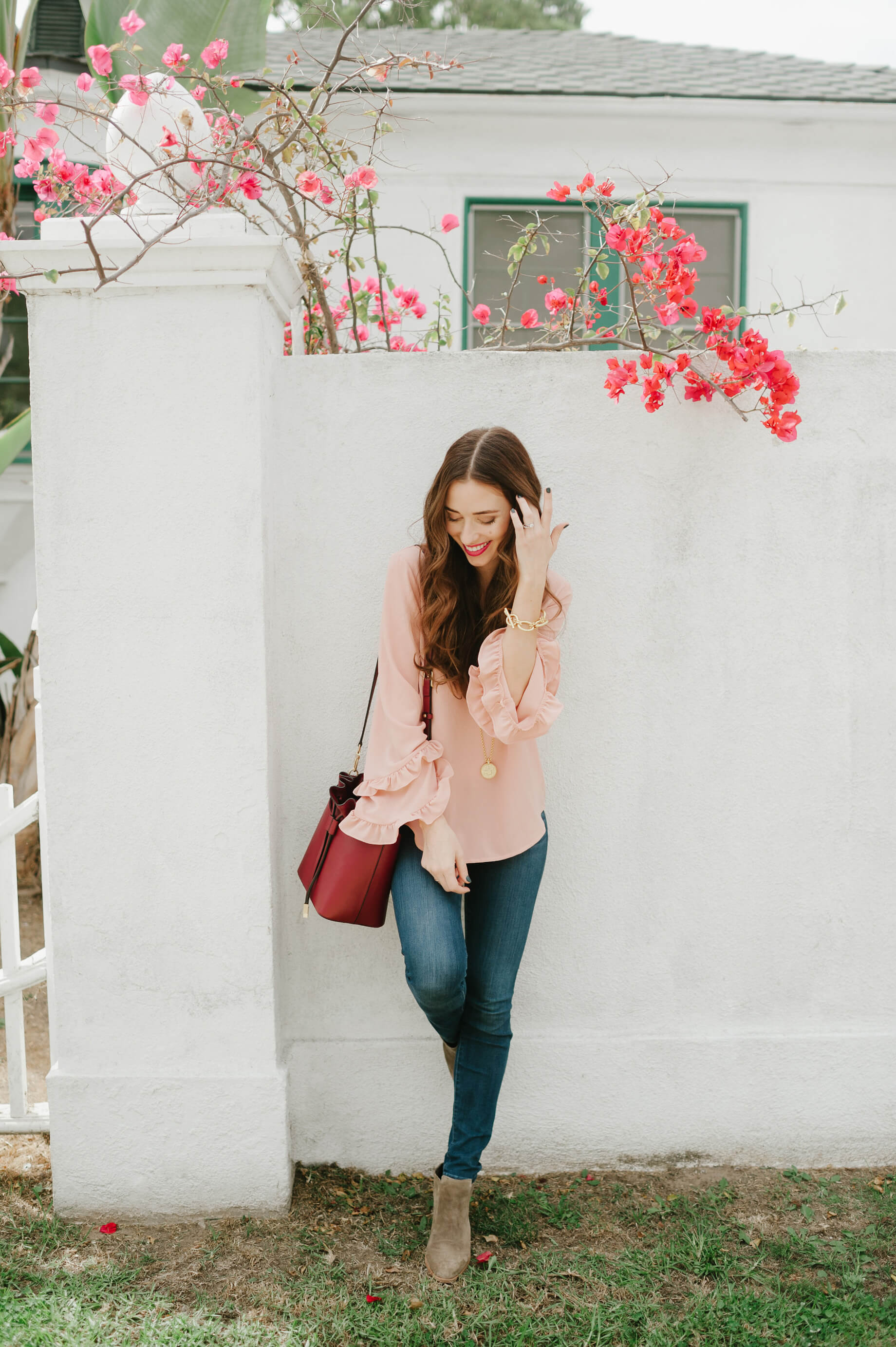 color combo I couldn't resist - M Loves M los angeles fashion blogger @marmar
