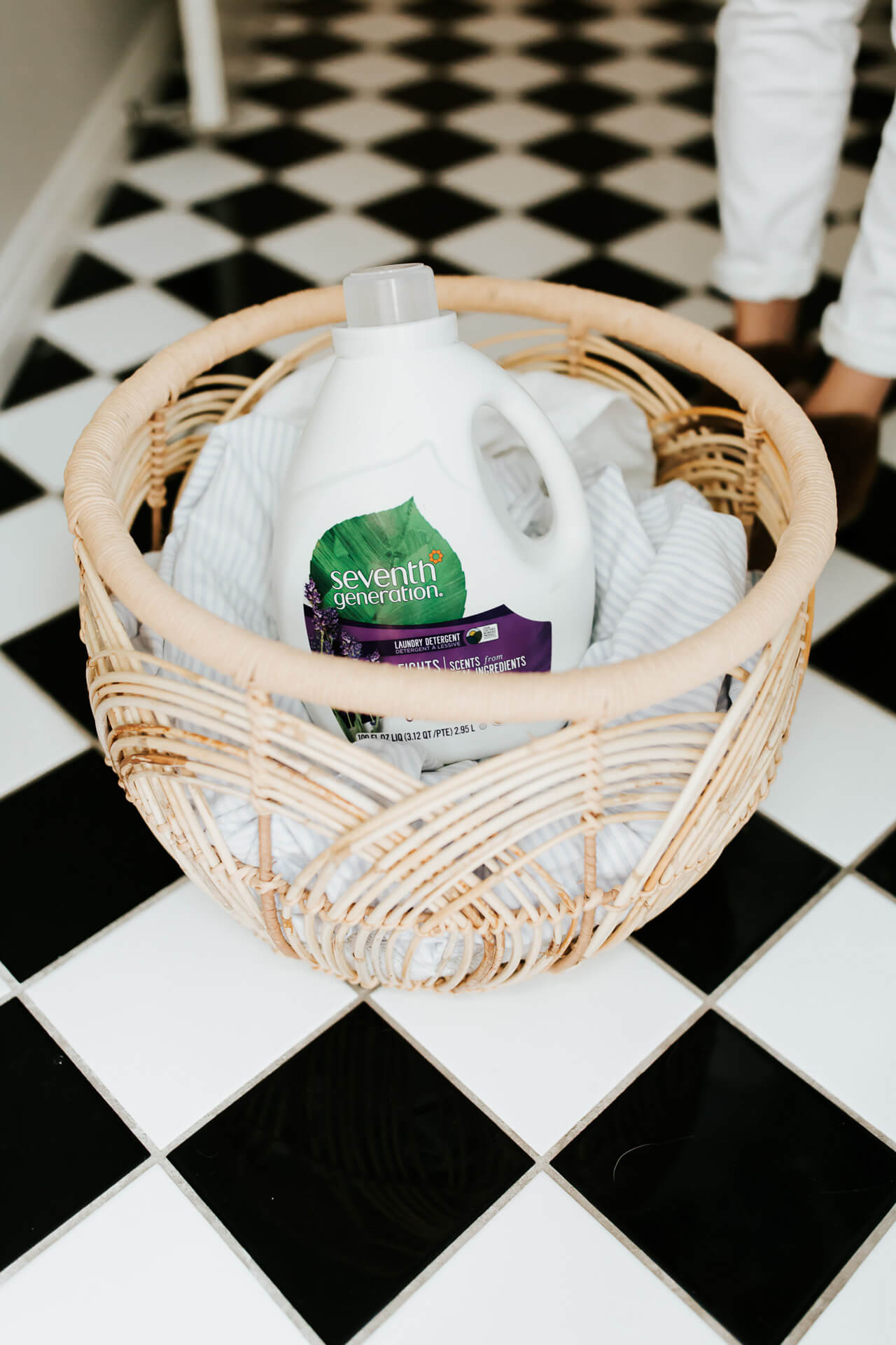 recently started using and loving this seventh generation detergent
