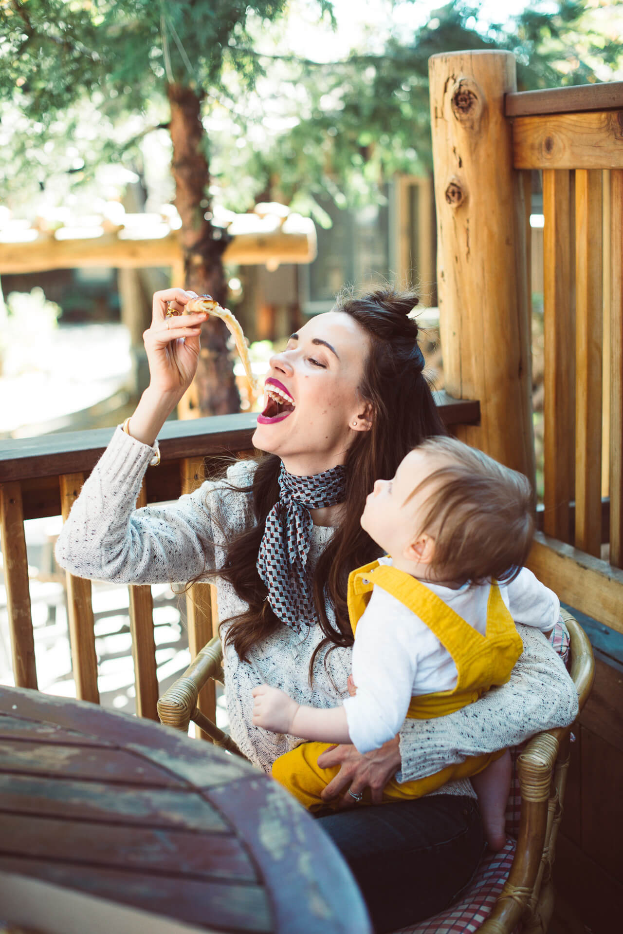 Cute ideas for a photoshoot with your baby