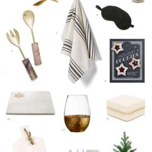 Hostess with the Mostest Holiday Gift Guide - M Loves M @marmar