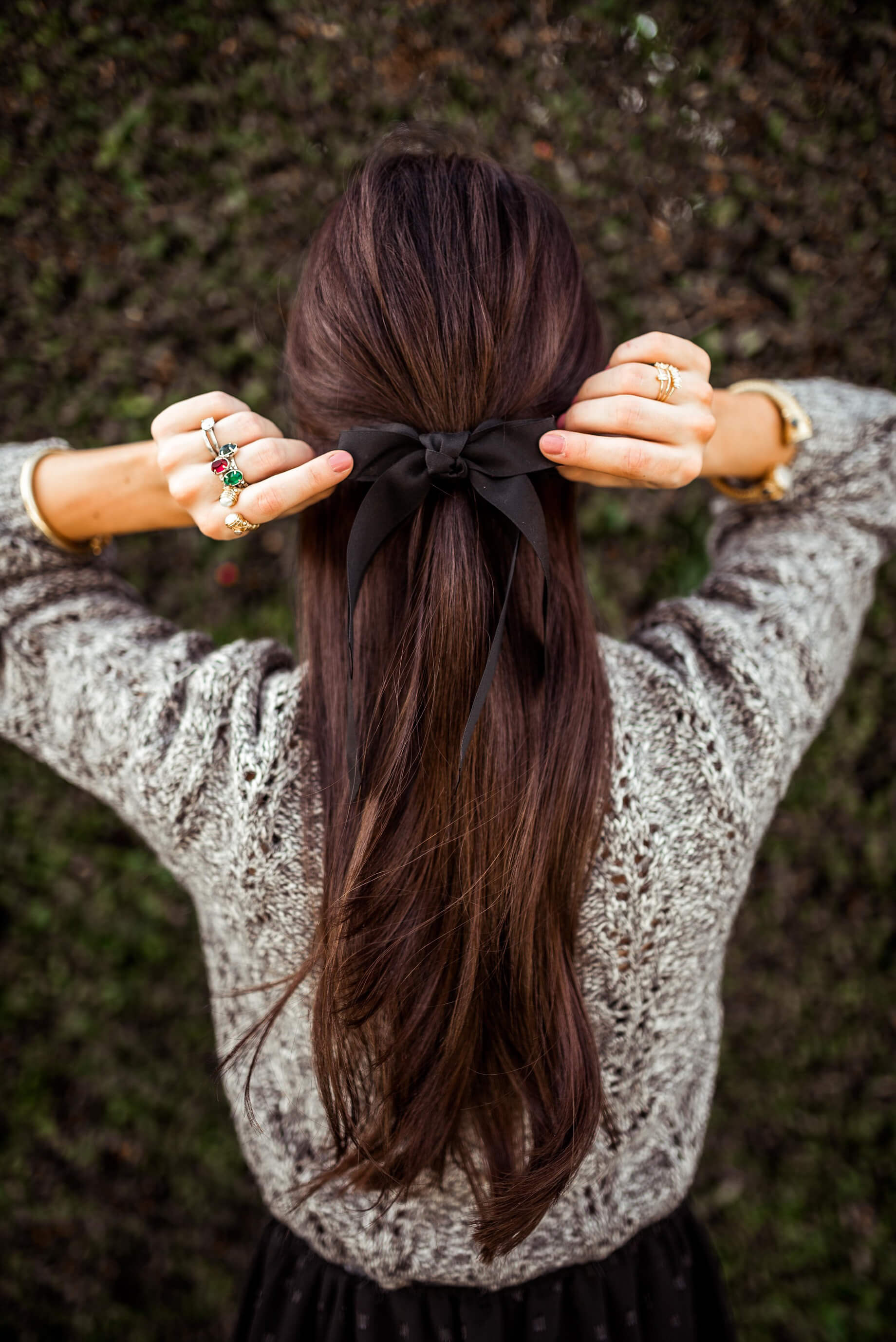 3 Ways to Update Your Hair For Winter - M Loves M @marmar