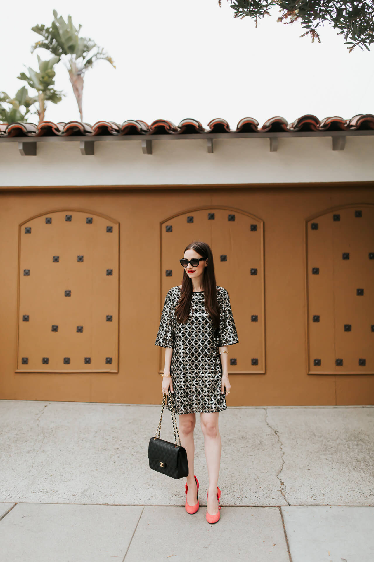 the perfect sequin dress to wear after the new year - M Loves M @marmar