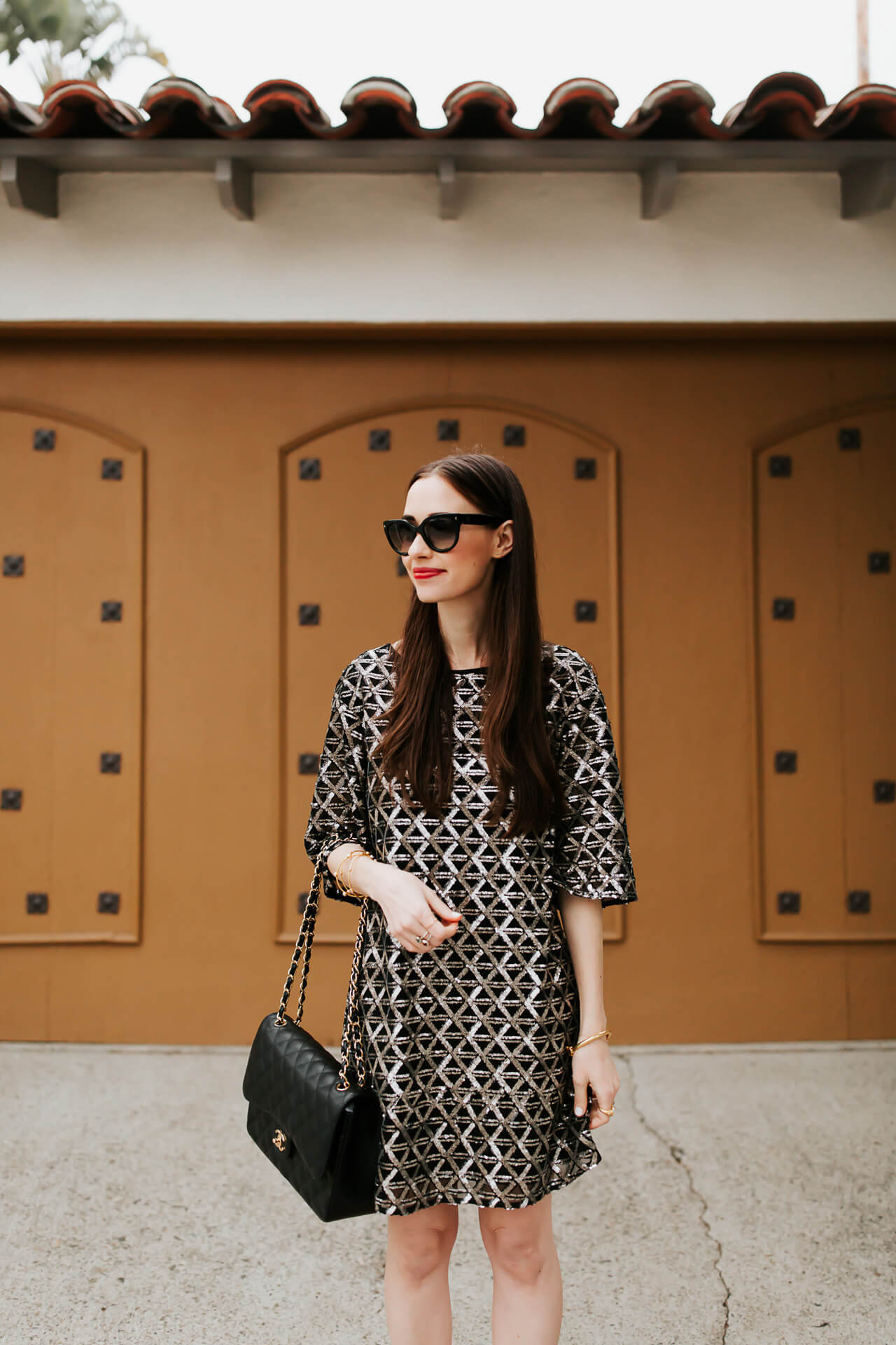 try these sequin dresses that you can wear after new year's eve - M Loves M @marmar