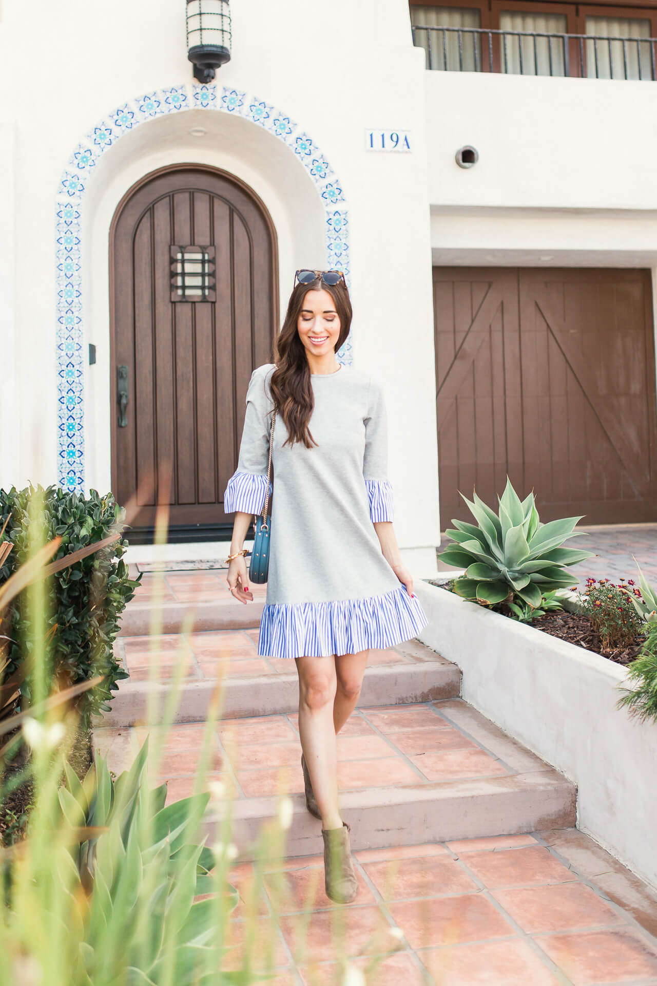 Spring casual and cute outfit- M Loves M @marmar