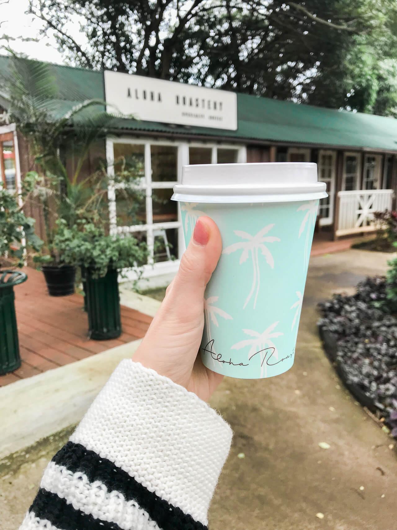 best coffee on Kauai