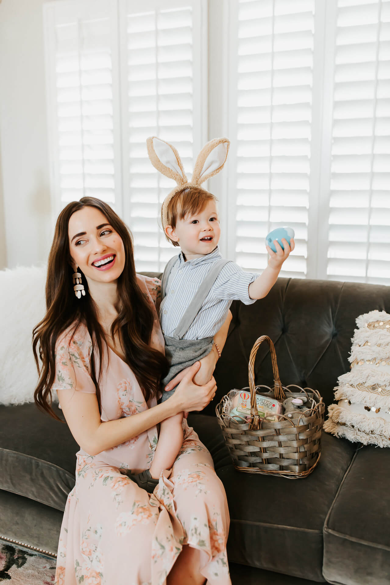 what to put in a toddler Easter basket - M Loves M @marmar
