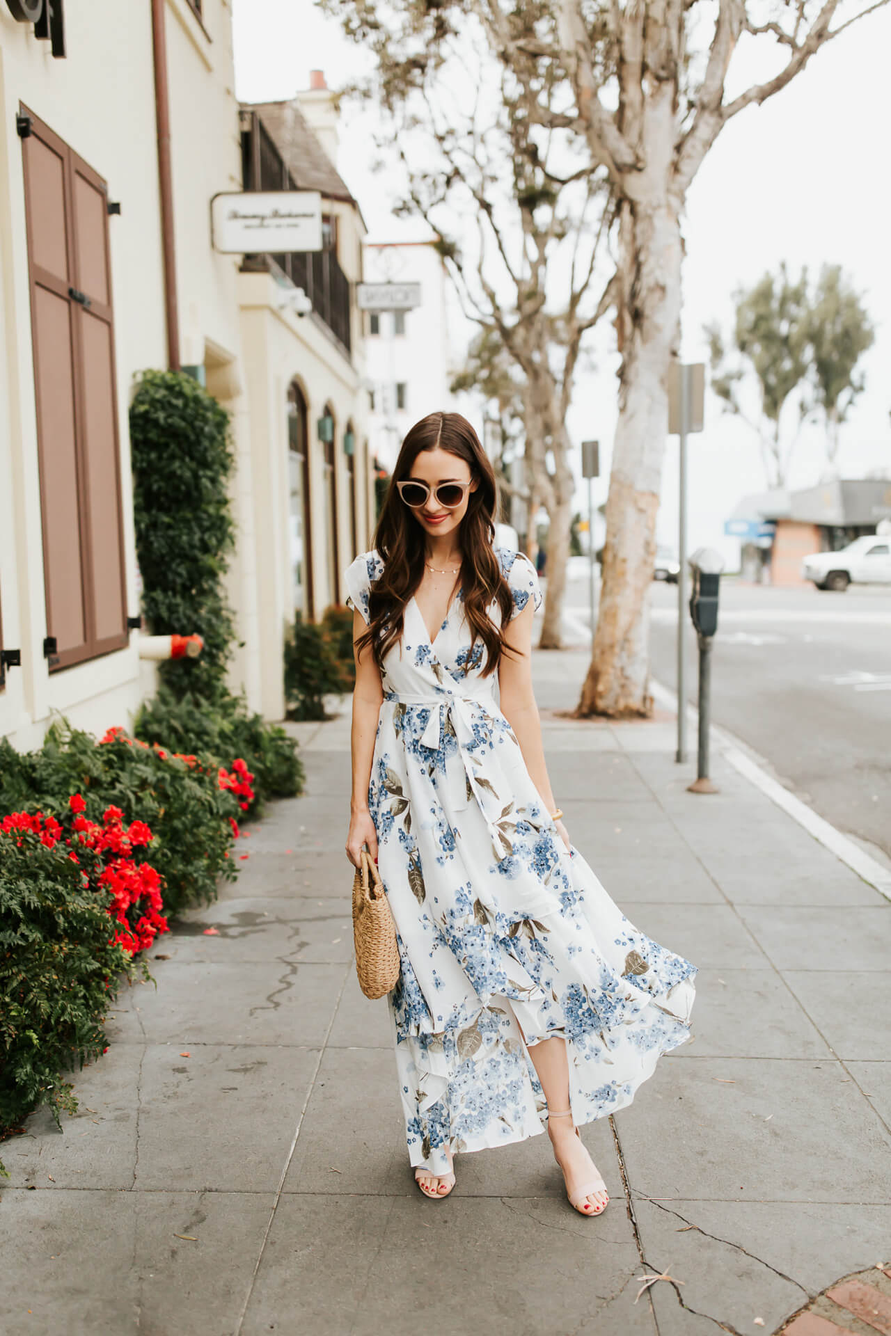 cute outfit inspiration for Easter - M Loves M Los Angeles and Orange County fashion blogger @marmar