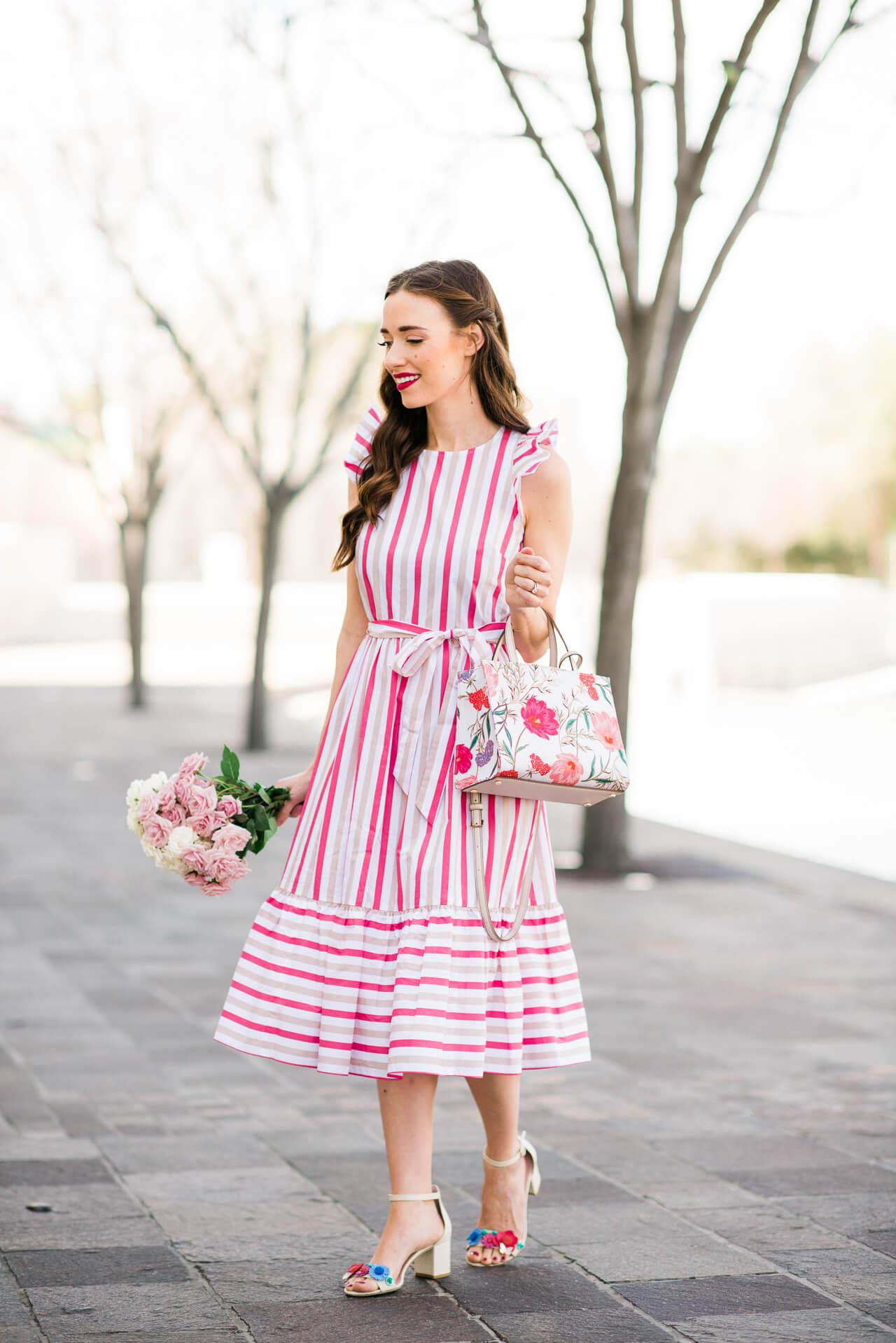 A Splurge-worthy Dress for Spring - M Loves M @marmar