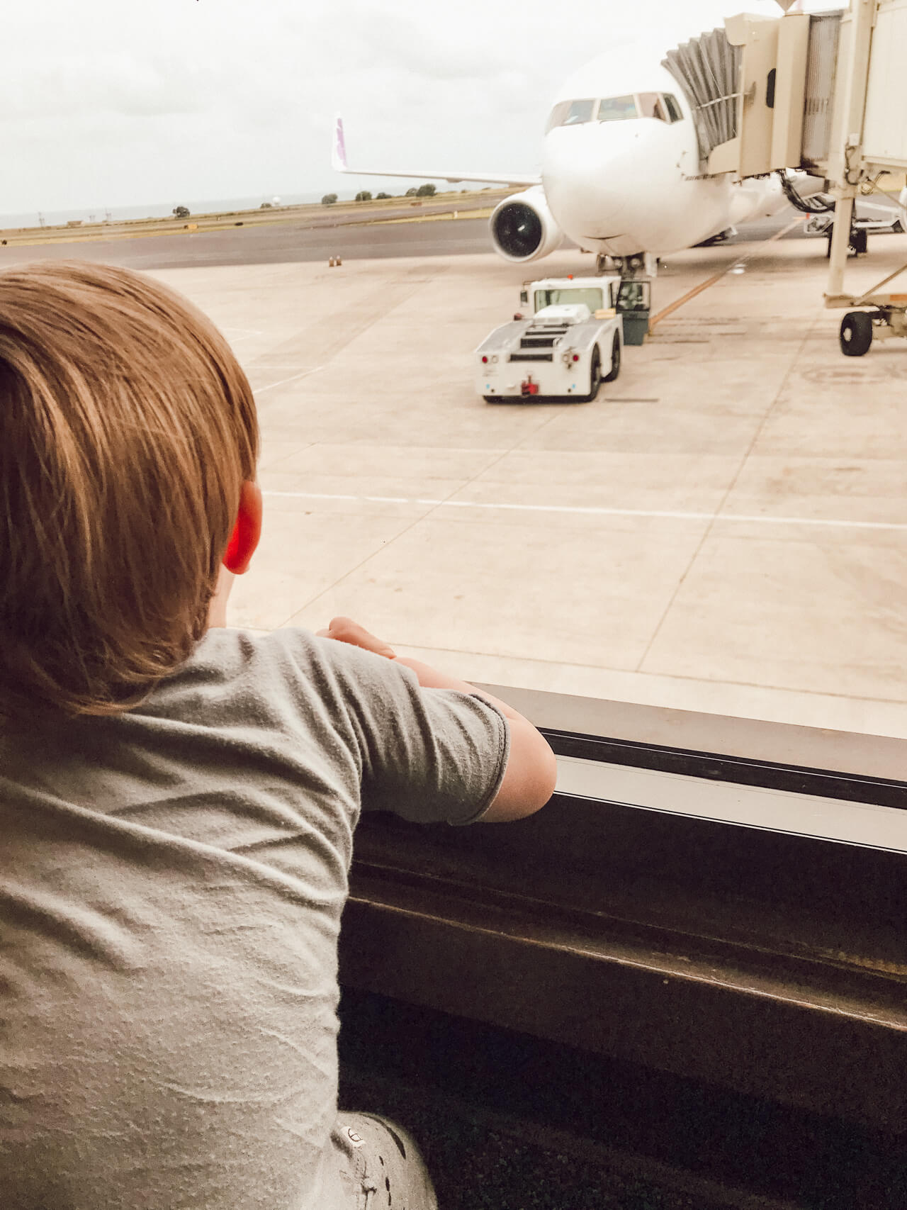 tips for airplane travel with an eighteen month old