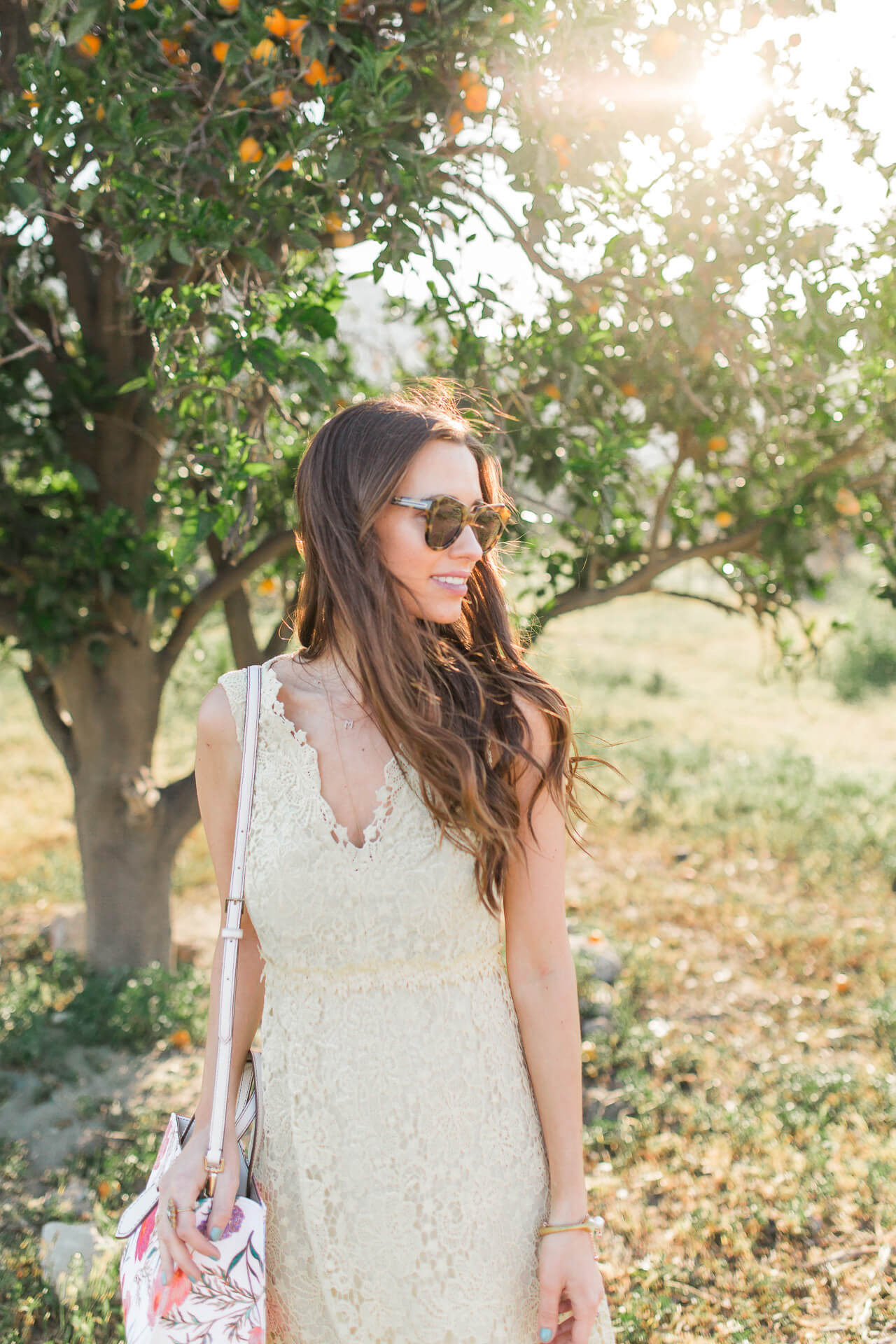 5 ways to make life a little bit easier + a pretty pale yellow lace dress on M Loves M @marmar