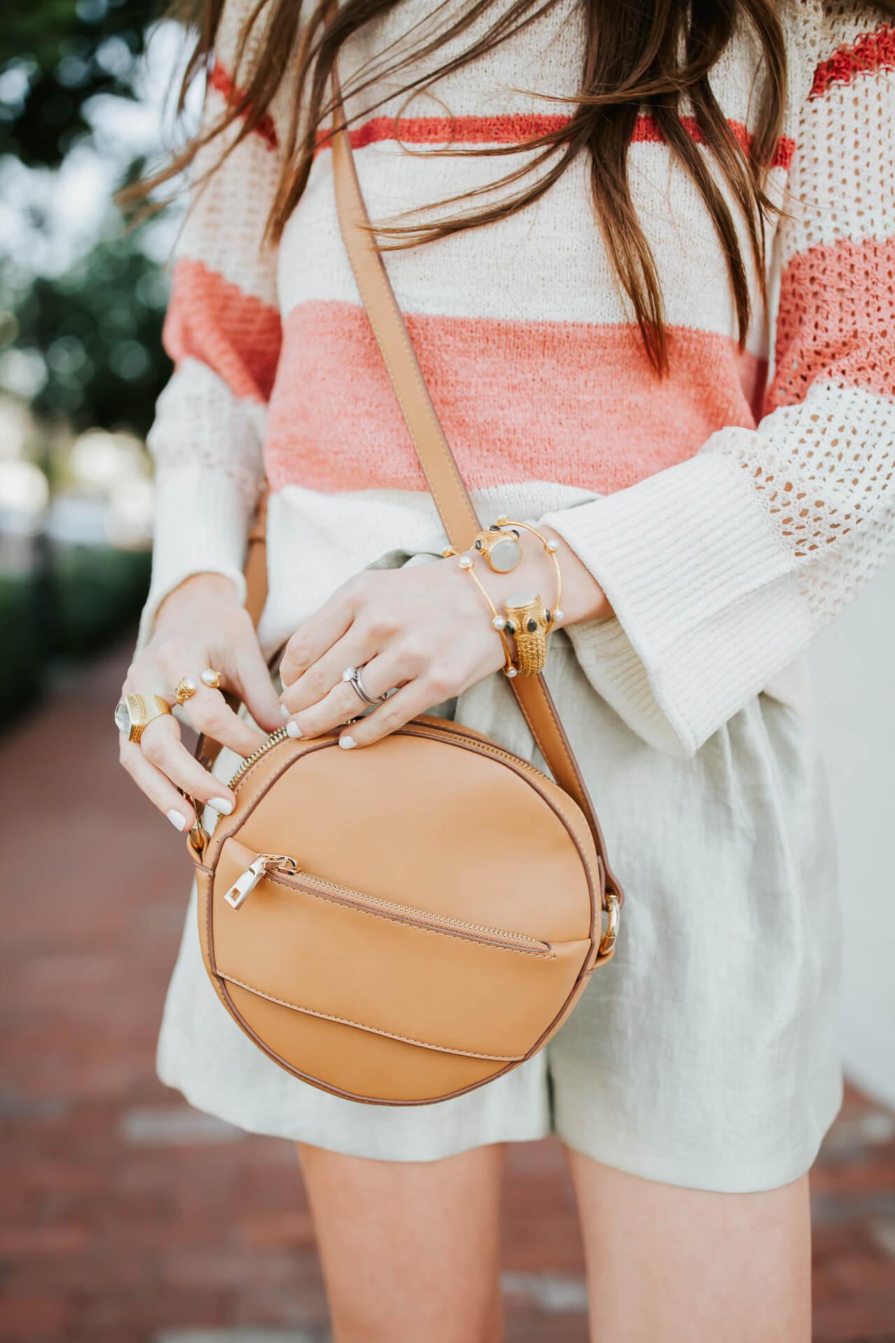 love this affordable circle bag - M Loves M @marmar