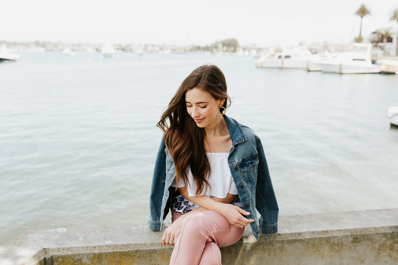 How to dress for a weekend beach getaway.   M Loves M @marmar