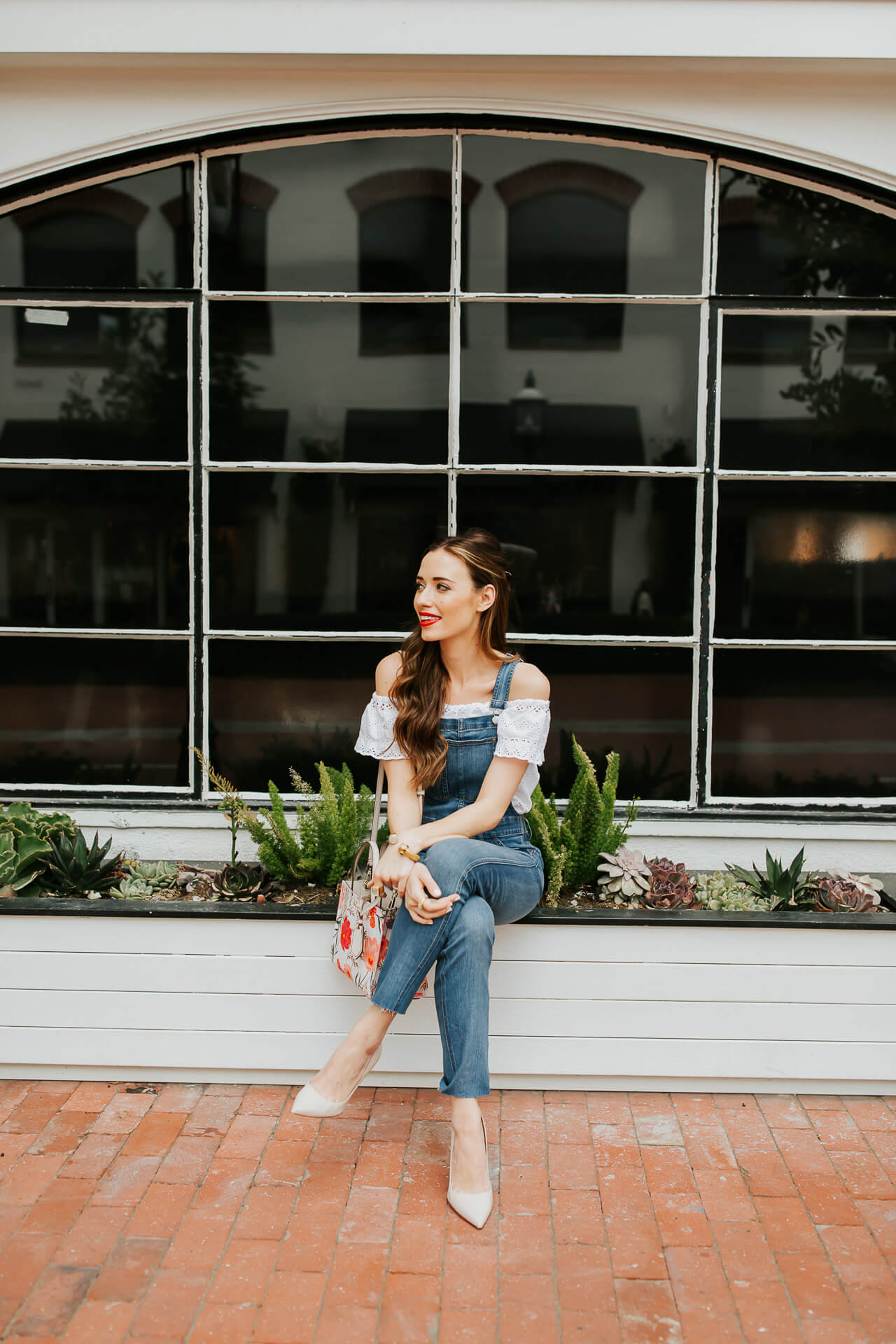 This is how I'm styling overalls dressed up and dressed down this summer! | M Loves M @marmar