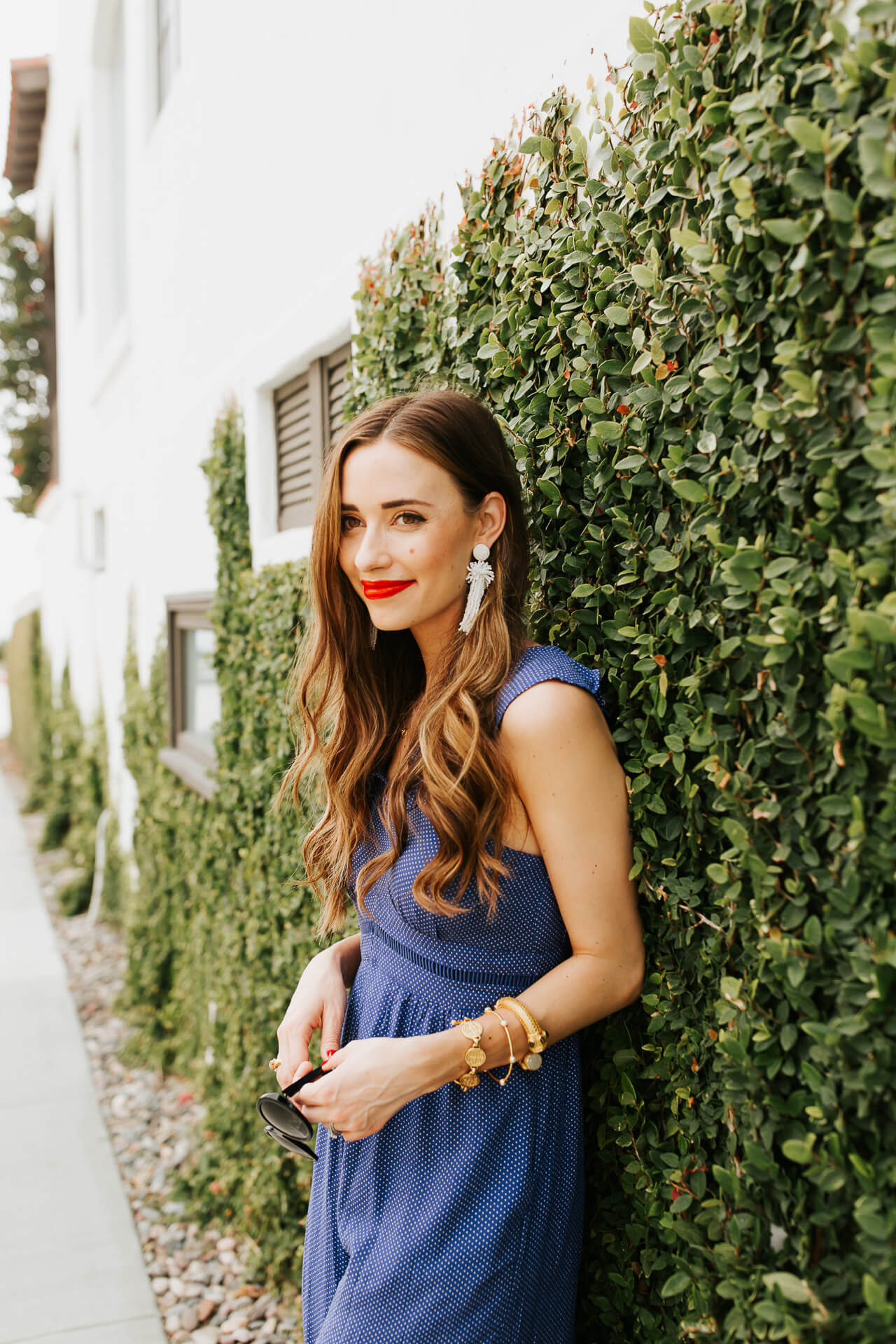 How to wear a jumpsuit in the summer. | M Loves M @marmar