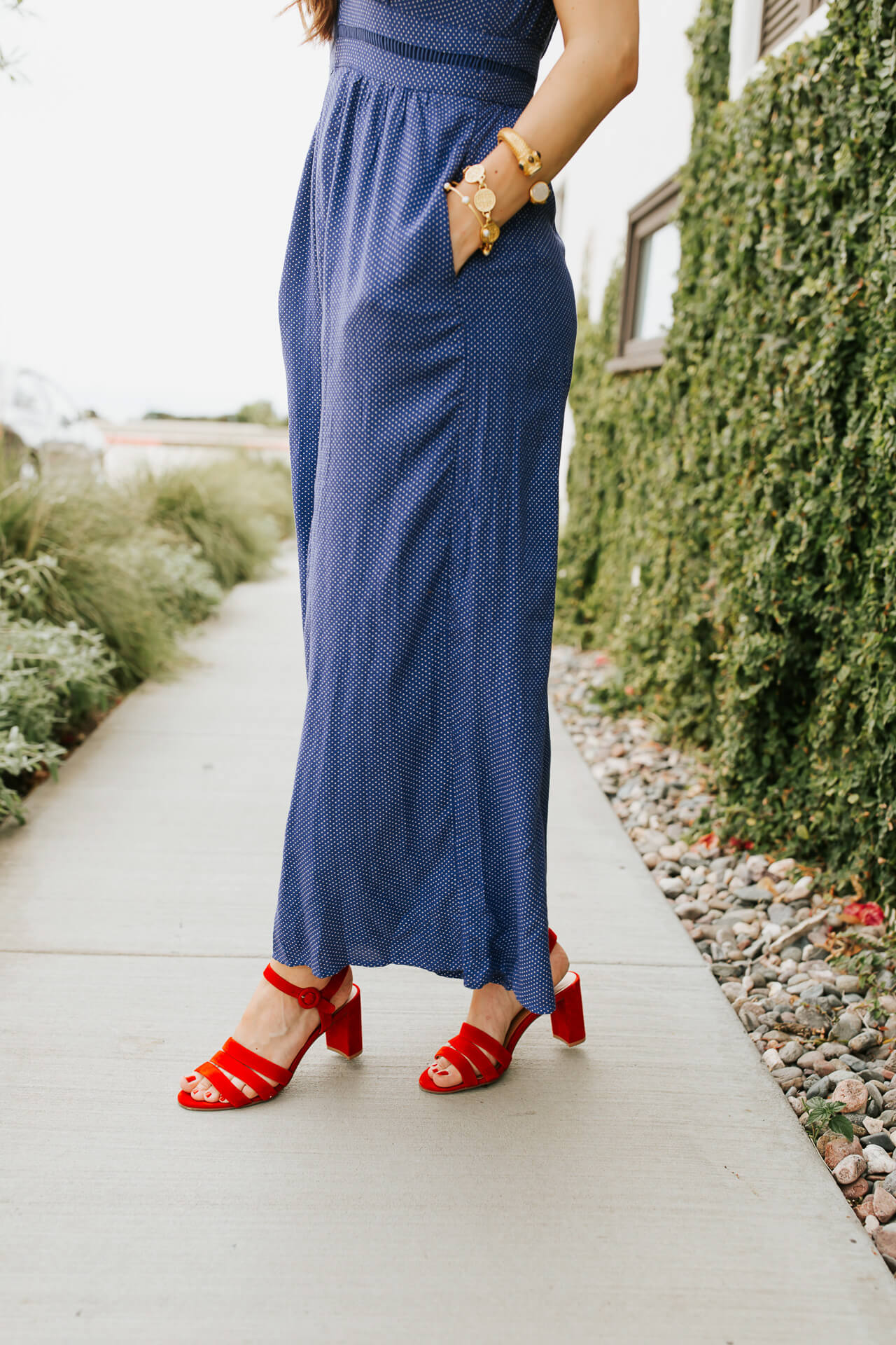 How to style a jumpsuit for sumer. | M Loves M @marmar